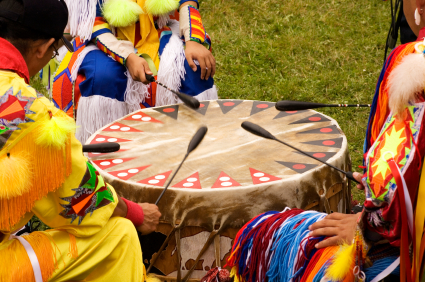 Collective drumming